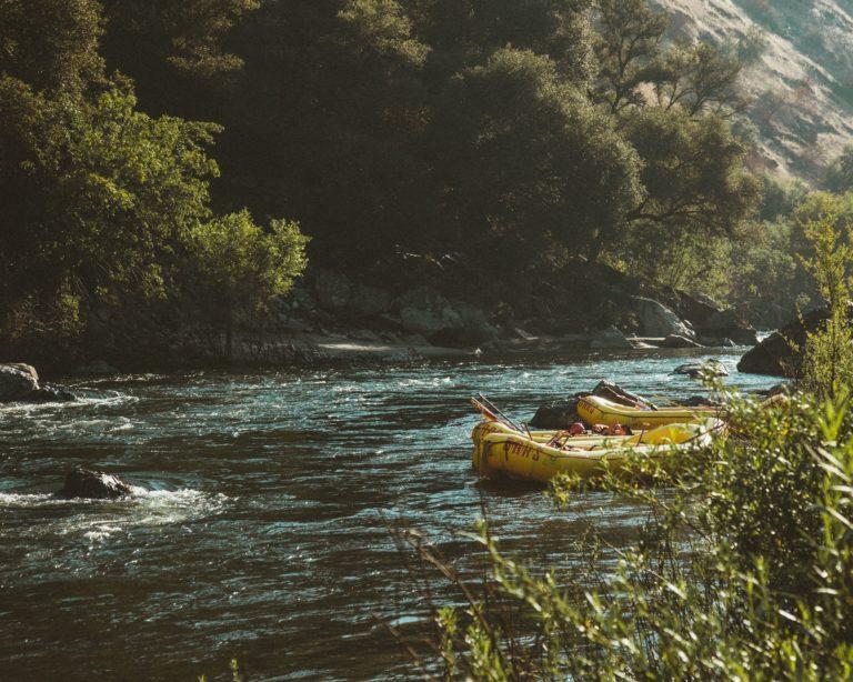 river rafting in Futaleufu Chile
