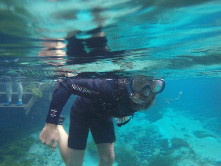 Rio da Prata snorkelling