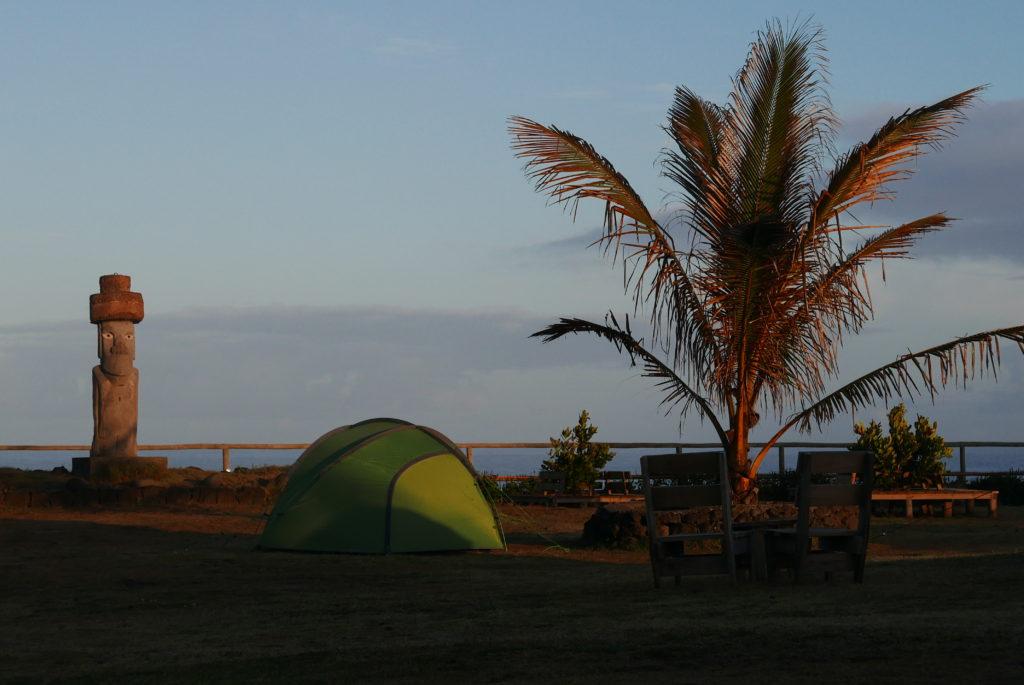 camping mihinoa easter island