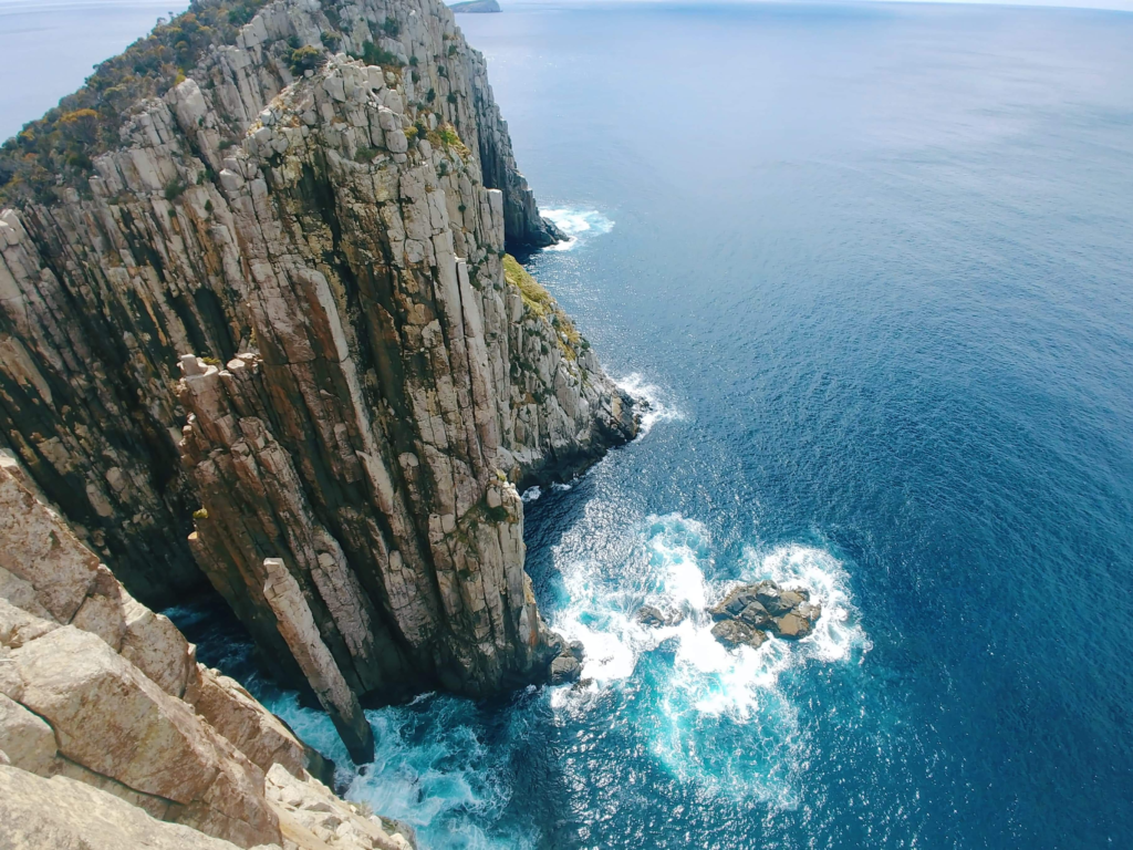 Things to do on the tasman peninsula. Cape Hauy